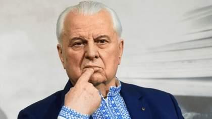 """Кравчук заговорив про """"ширше використання російської"""" на Донбасі"""