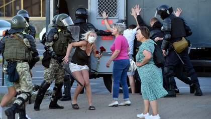 Протести у Білорусі: у Лукашенка вперше назвали імена заарештованих