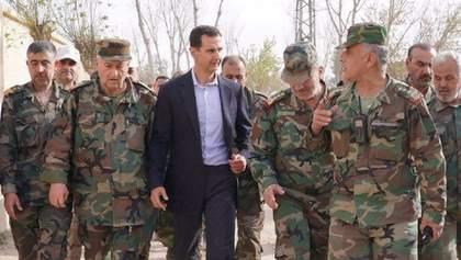 Сирійські війська змусили 100 мирних мешканців іти мінним полем: багато загиблих