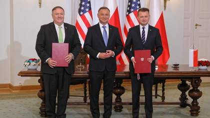 США і Польща посилюють військову співпрацю: що це означає