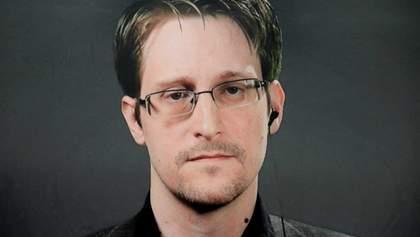 Дональд Трамп раздумывает над помилованием Эдварда Сноудена: детали