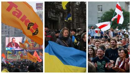 Рецептура революции: почему чужие протесты бесполезно сравнивать с Майданом