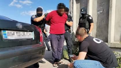 В Житомире задержали боевика ИГИЛ: фото