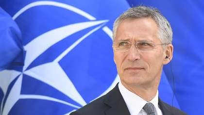 НАТО не становить загрози для Білорусі, – генсек Альянсу