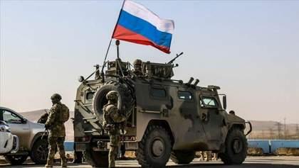 У Сирії підірвалась російська автоколона, загинув генерал: відео вибуху
