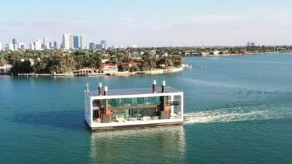 Будинок-яхта: в Нідерландах розробили віллу, яка зможе ходити морем – фото
