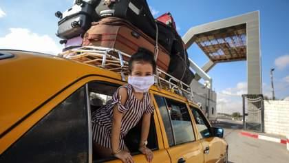 Єгипет вимагатиме тест на коронавірус від усіх туристів
