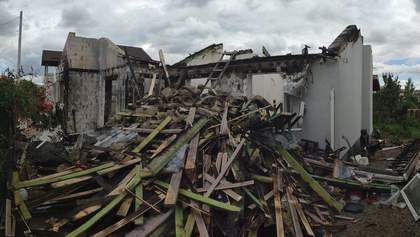 Підпал будинку Шабуніна: антикорупціонеру зібрали підтримку на понад мільйон