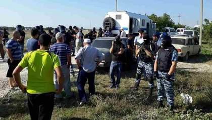 ФСБ задержала добровольца в Крыму за дело взялась украинская прокуратура