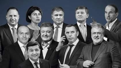 Зеленский, Ахметов и Аваков: кто вошел в список самых влиятельных украинцев в 2020 году