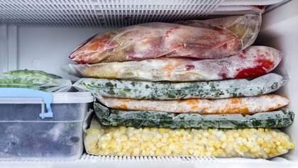 Заявили, що COVID-19 виживає навіть на замороженій їжі