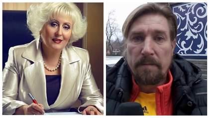 Неля Штепа и Эдуард Коваленко: что известно о сепаратистов, которые идут на местные выборы