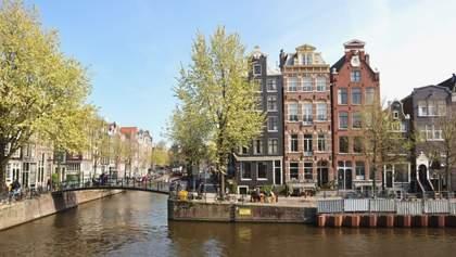Амстердам может уйти под воду: что угрожает столице Нидерландов