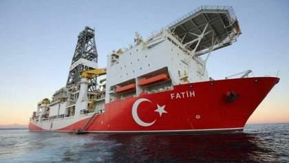 Туреччина знайшла в Чорному морі рекордні поклади газу