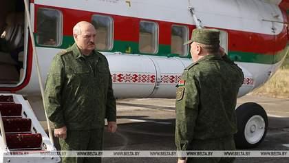 Лукашенко заявил о боевой готовности войск на границе с ЕС