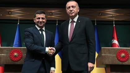 Перемир'я на Донбасі та обмін полоненими: Зеленський провів телефонну розмову з Ердоганом