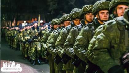 Будете иметь дело не с милицией, а с армией, – Минобороны Беларуси пригрозило митингующим
