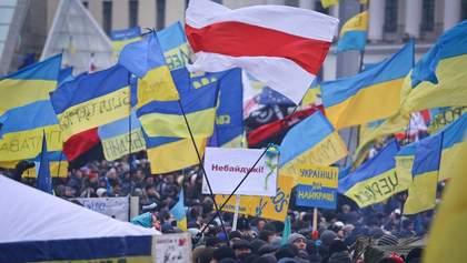 Протести в Білорусі та Революція Гідності: у ЄС пояснили різницю