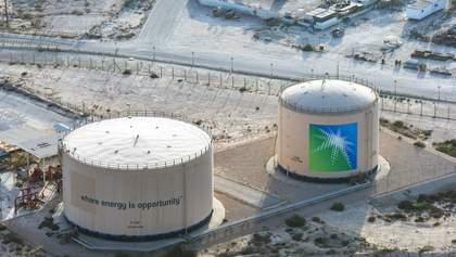 Saudi Aramco припинила інвестиції в НПЗ Китаю