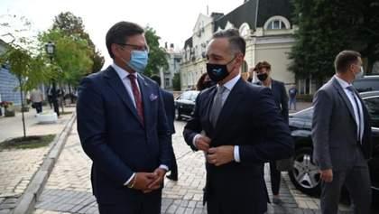 Україна запросила Німеччину долучитись до платформи з деокупації Криму