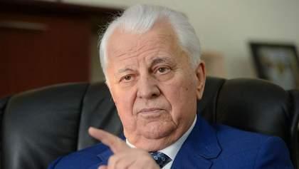 Особый статус и свободная экономическая зона, – Кравчук о будущем Донбасса