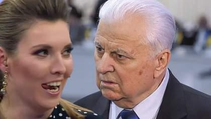 Скабеева не противник: Кравчук вступился за пропагандистку Путина и сказал, что уважает ее