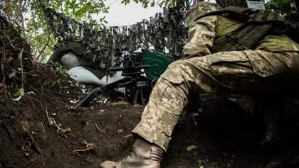 Перемирие на Донбассе: боевики с беспилотника сбросили гранату на позиции ВСУ