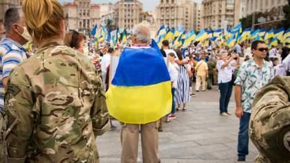 Украина топчется на месте 29 лет: несколько выводов после Дня Независимости