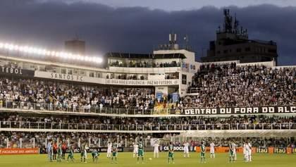 """У Бразилії після центрального матчу жорстоко застрелили двох фанатів """"Сантоса"""""""
