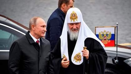 Вірні слуги кремлівського божка: чому РПЦ звільнила главу білоруської церкви?