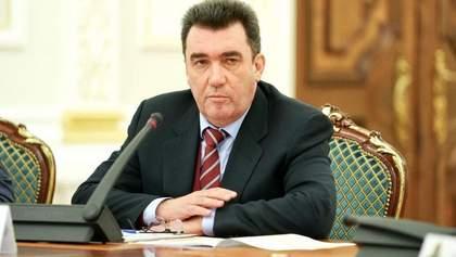 Угрозы катастрофы нет: в СНБО не видят оснований для подачи воды в Крым