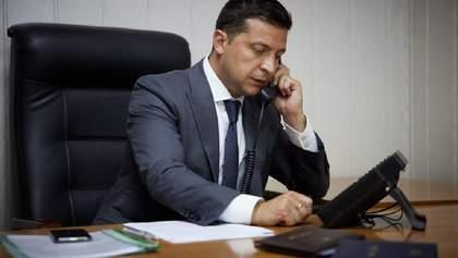 Зеленский провел телефонный разговор с Помпео: о чем говорили