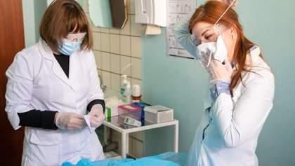 Минздрав определил три области под угрозой вспышки коронавируса