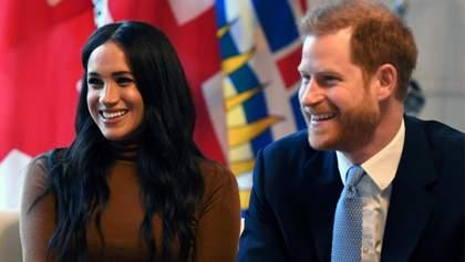 Меган Маркл та принц Гаррі офіційно перейменували свою благодійну організацію
