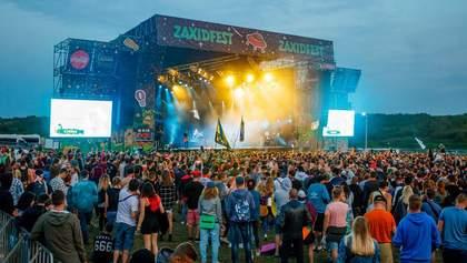 Zaxidfest перенесли на 2021 год: скандальное заявление