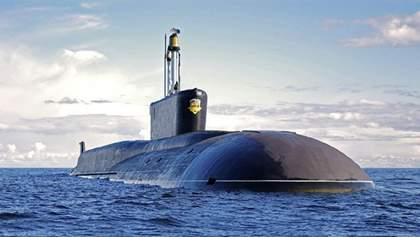 Американські військові заявили про появу підводного човна РФ біля берегів Аляски
