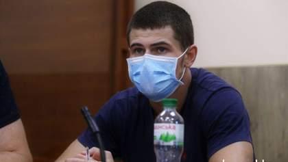 """Подозреваемого в поджоге авто """"Схем"""" арестовали"""