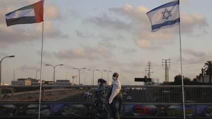 Об'єднані Арабські Емірати скасували економічний бойкот Ізраїлю