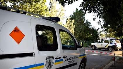 """На Миколаївщині затримали """"мінера"""" рейсового автобуса: фото, відео"""