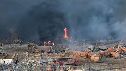 """""""Половині населення Лівану загрожує голод"""": в ООН розповіли про наслідки вибуху у Бейруті"""