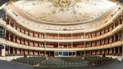 Відкриття театрального сезону: як святкував 100-річчя Національний драмтеатр імені Івана Франка