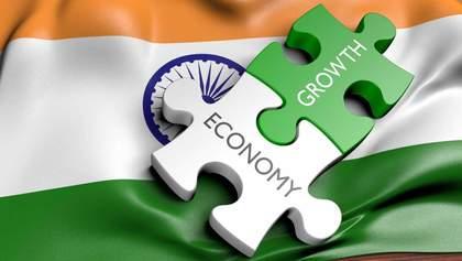 """Індія та Китай швидко вийдуть із кризи, ВВП """"Великої двадцятки"""" впаде – прогноз Moody's"""