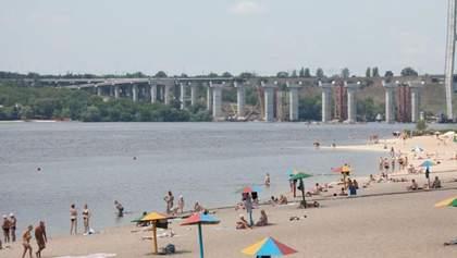 В Запорожье запретили купаться на всех пляжах: причины