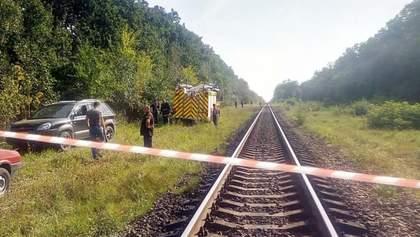 Справа про теракт на Житомирщині: невідомі спробували підірвати потяг з бензином – фото, відео