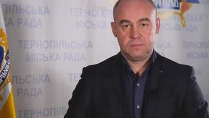 Мер Тернополя Сергій Надал заразився коронавірусом: як він почувається