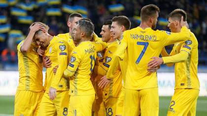 Україна – Швейцарія: анонс на матч Ліги націй