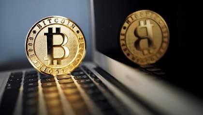 Україна займає перше місце у світі за використанням криптовалют