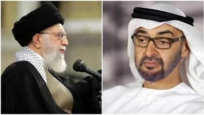 """Іран звинуватив ОАЕ у """"зраді світу ісламу"""" через мирну угоду з Ізраїлем"""