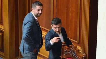 """Зеленский не звонил: Арахамия объяснил, почему Лероса исключили из фракции """"Слуга народа"""""""