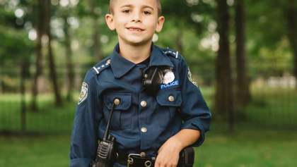 В США мальчик собрал 315 тысяч долларов на бронежилеты для полицейских собак